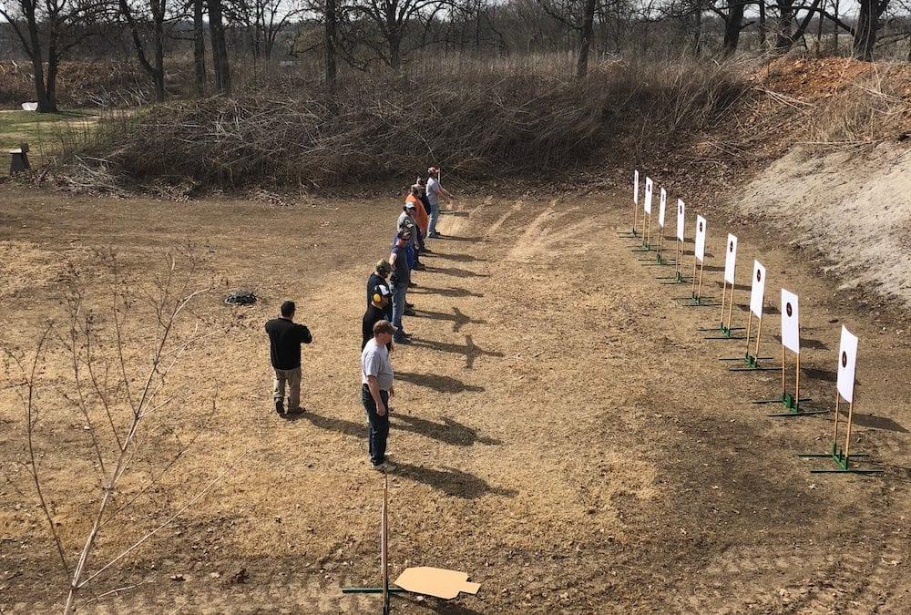 Fundamentals of Intuitive Defensive® Shooting (Public Class)