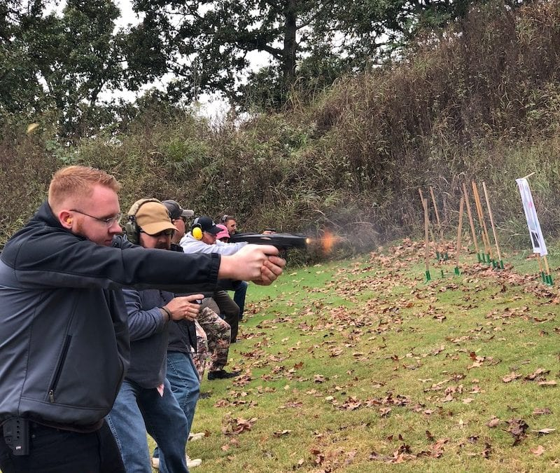 Fundamentals of Intuitive Defensive® Shooting (private event)