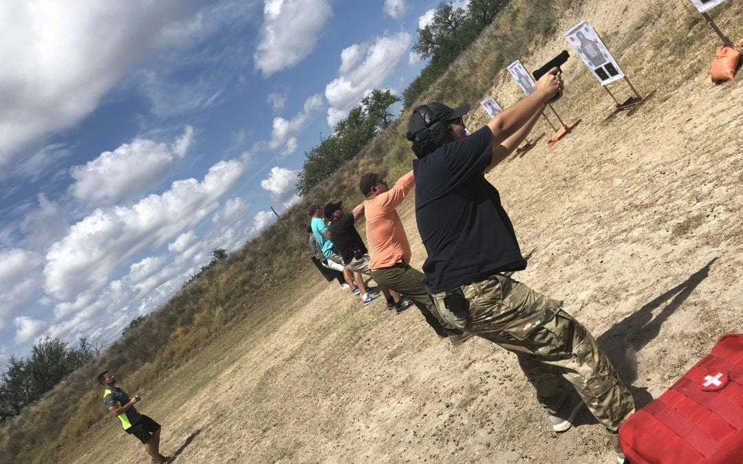 Fundamentals of Intuitive Defensive Shooting