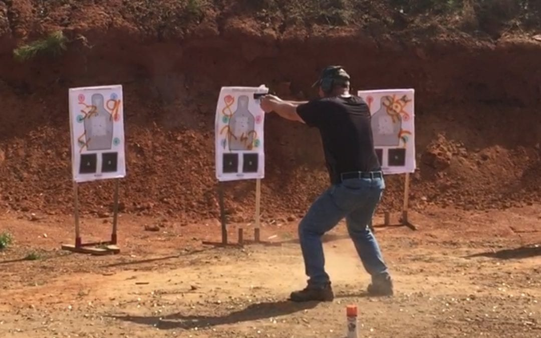 Intuitive Defensive Shooting: 1 Day