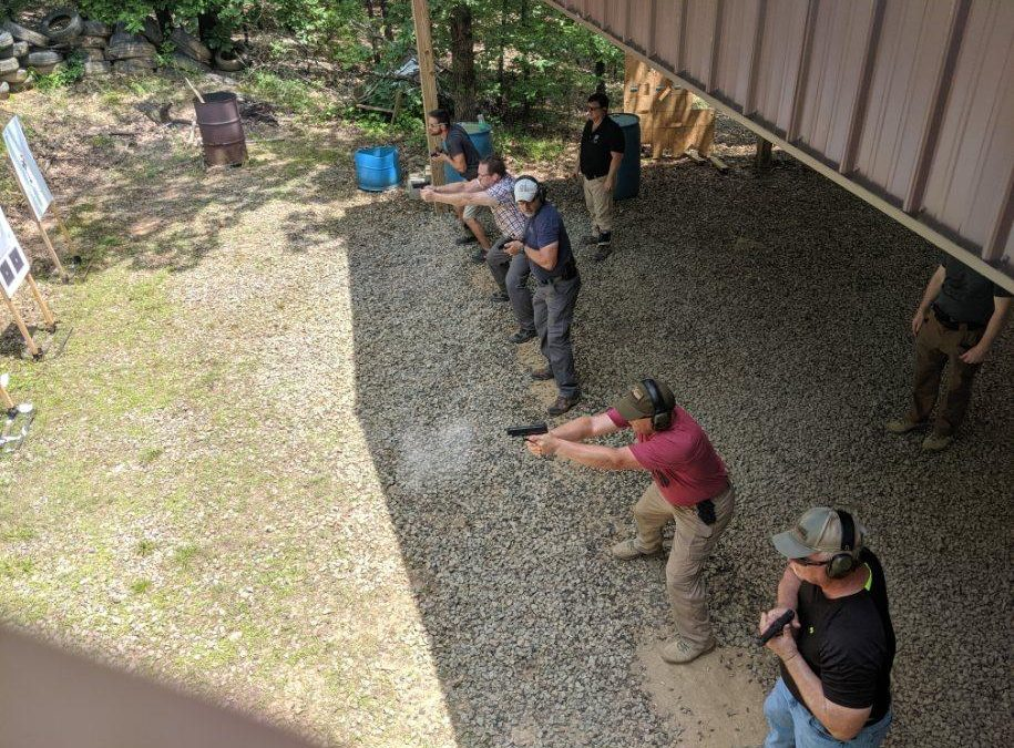 Fundamentals of Intuitive Defensive® Shooting