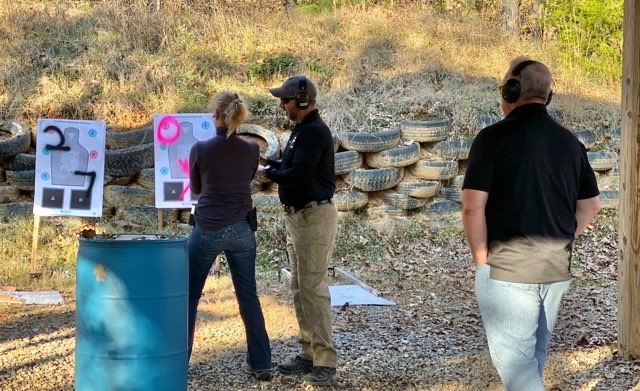 Fundamentals of Intuitive Defensive® Shooting (Ladies Only)