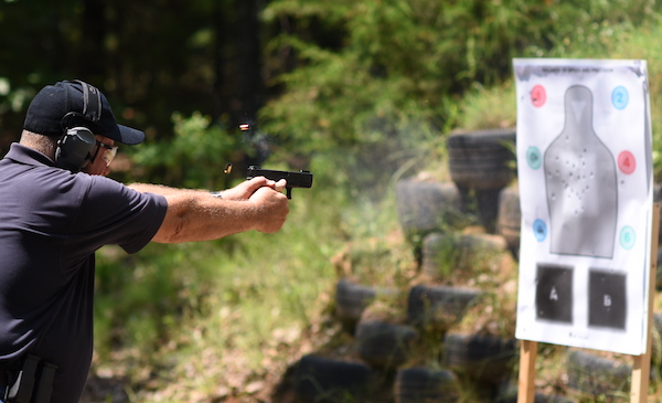 Intro to Intuitive Defensive® Shooting (Ladies Only)