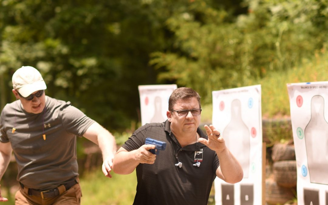 Intuitive Defensive® Shooting (Alumni Event)